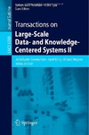 Hameurlain A., K?ng J., Wagner R. — Transactions on Large-Scale Data- and Knowledge-Centered Systems II (Lecture Notes in Computer Science   Transactions on Large-Scale Data- and Knowledge-Centered Systems)