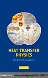 Kaviany M. — Heat transfer physics