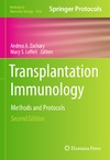 Zachary A., Leffell M. — Transplantation Immunology: Methods and Protocols, Second Edition