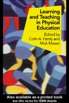 Hardy C., Mawer M. — Learning and Teaching in Physical Education