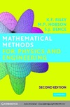 Riley K., Hobson M., Bence S. — Mathematical Methods for Physics and Engineering: A Comprehensive Guide (2nd Edition)