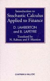 Lamberton D., Lapeyre B. — Introduction to stochastic calculus applied to finance