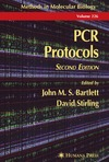 Stirling D. (ред.), Bartlett J.M.S. (ред.) — Methods in Molecular Biology (№226 2003). PCR Protocols