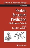Webster D. — Protein Structure Prediction, Methods And Protocol