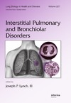 Lynch J. — Interstitial Pulmonary and Bronchiolar Disorders