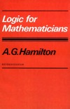 Hamilton A. — Logic for mathematicians