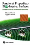 Favret E. — Functional Properties of Bio-Inspired Surfaces: Characterization and Technological Applications