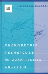 Kramer R. — Chemometric Techniques for Quantitative Analysis