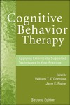 O'Donohue W., Fisher J. — Cognitive Behavior Therapy: Applying Empirically Supported Techniques in Your Practice