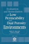 Sara M., Everett L. — Evaluation and Remediation of Low Permeability and Dual Porosity Environments (ASTM Special Technical Publication, 1415)