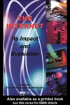 Nicholas D., Rowlands I. — The Internet: Its Impact and Evaluation (Library & Information Commission research report)