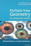 Hartley R., Zisserman A. — Multiple View Geometry in Computer Vision