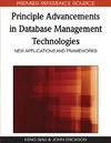 Siau K., Erickson J., Siau K. — Principle Advancements in Database Management Technologies: New Applications and Frameworks (Advances in Database Research (Adr) Book Series)