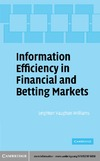 Williams L. — Information Efficiency in Financial and Betting Markets