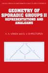 Ivanov A., Shpectorov S. — Geometry of Sporadic Groups II: Representations and Amalgams (Encyclopedia of Mathematics and its Applications 91)