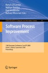 O'Connor R., Baddoo N., Smolander K. — Software Process Improvement: 15th European Conference, EuroSPI 2008, Dublin, Ireland, September 3-5, 2008, Proceedings (Communications in Computer and Information Science)