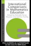 Huntly I., Kaiser G., Luna E. — International Comparisons in Mathematics Education (Studies in Mathematics Education Series, 11)