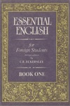 Eckersley C.E. — Essential English for Foreign Students. Book One