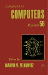 Zelkowitz M. — Advances in Computers, Volume 56
