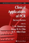 Lo Y., Chiu R., Chan K. — Clinical Applications of PCR