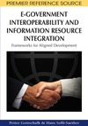 Gottschalk P., Solli-Saether H. — E-Government Interoperability and Information Resource Integration: Frameworks for Aligned Development (Premier Reference Source)