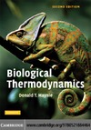 Haynie D. — Biological Thermodynamics