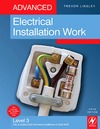 Linsley T. — Advanced Electrical Installation Work, Fifth Edition: Level 3 City & Guilds 2330 Technical Certificate & 2356 NVQ