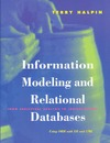 Halpin T. — Information Modeling and Relational Databases: From Conceptual Analysis to Logical Design (The Morgan Kaufmann Series in Data Management Systems)