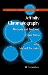 Zachariou M. — Affinity Chromatography: Methods and Protocols