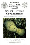 Valley J., Cole D. — Stable Isotope Geochemistry