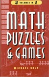 Holt M. — Math puzzles and games