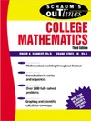 Schmidt P., Ayres F. — Schaum's Outline of College Mathematics (Schaum's Outline Series)