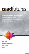 Dong A., Moere A., Gero J. — Computer-Aided Architectural Design Futures 2007: Proceedings of the 12th International CAAD Futures Conference