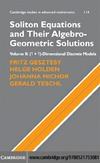 Gesztesy F., Holden H., Michor J. — Soliton Equations and Their Algebro-Geometric Solutions: Volume 2, (1+1)-Dimensional Discrete Models (Cambridge Studies in Advanced Mathematics)