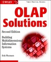 Thomsen E. — OLAP Solutions: Building Multidimensional Information Systems
