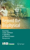 German L., Ramisch J., Verma R. — Beyond the Biophysical: Knowledge, Culture, and Power in Agriculture and Natural Resource Management (Knowledge Culture and Power in)