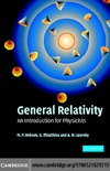 Hobson M.P., Efstathiou G.P., Lasenby A.N. — General Relativity: An Introduction for Physicists