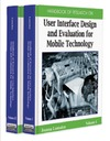 Lumsden J., Lumsden J. — Handbook of Research on User Interface Design and Evaluation for Mobile Technology (2-Volume Set)