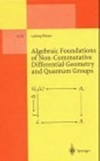 Ludwig P. — Algebraic Foundations of Non-Commutative Differential Geometry and Quantum Groups