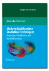 Izenman A. — Modern Multivariate Statistical Techniques: Regression, Classification, and Manifold Learning (Springer Texts in Statistics)