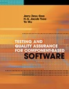 Gao J., Tsao H.-S., Wu Y. — Testing and Quality Assurance for Component-Based Software (Artech House Computer Library.)
