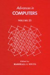 Yovits M. — Advanced in Computers. Volume 23
