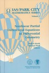 Hardt R., Wolf M. — Nonlinear partial differential equations in differential geometry (Ias Park City Mathematics Series, Vol. 2)