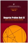 Liu A. — Hungarian problem Book III: Based on the Eotvos competitions 1929-1943