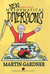 Gardner M. — New Mathematical Diversions: More Puzzles, Problems, Games, and Other Mathematical Diversions (Spectrum Series)