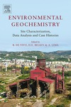 Vivo B., Belkin H., Lima A. — Environmental Geochemistry: Site Characterization, Data Analysis and Case Histories