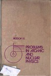 Irodov I. — Problems in atomic and nuclear physics