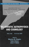 Shapiro M., Stanev T., Wefel J. — Relativistic Astrophysics and Cosmology