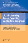Slezak D., Pal S., Kang B.-H. — Signal Processing, Image Processing and Pattern Recognition (Communications in Computer and Information Science, 61)
