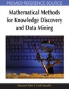 Felici G., Vercellis C. — Mathematical Methods for Knowledge Discovery and Data Mining